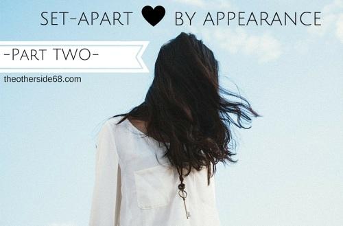 SET APART (2)