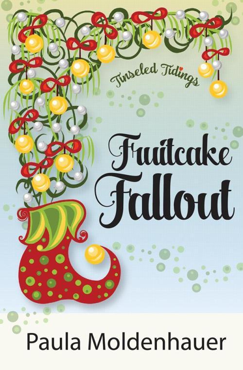 Tinseled Tidings small Fruitcake