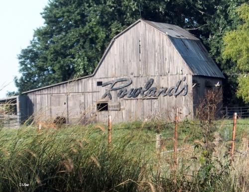 Rowland's Barn